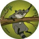 Pog n°76 - Meiko sur l'arbre - Pocahontas - World Pog Federation (WPF)
