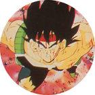 Pog n°20 - Baddack - Dragon Ball Z - Caps - Panini