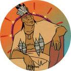Pog n°79 - Powhatan le sage - Pocahontas - World Pog Federation (WPF)