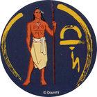 Pog n°80 - Kocoum l'indien - Pocahontas - World Pog Federation (WPF)