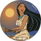 Pog n°83 - Sur sa barque - Pocahontas - World Pog Federation (WPF)