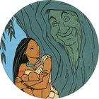 Pog n°84 - Grand-mère Feuillage 1 - Pocahontas - World Pog Federation (WPF)