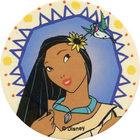 Pog n°85 - Pocahontas et Flit - Pocahontas - World Pog Federation (WPF)