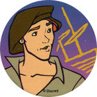 Pog n°88 - Thomas l'anglais - Pocahontas - World Pog Federation (WPF)