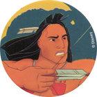 Pog n°89 - Kocoum en guerre 2 - Pocahontas - World Pog Federation (WPF)