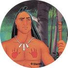 Pog n°99 - Kocoum dans le bois - Pocahontas - World Pog Federation (WPF)
