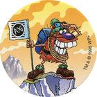 Pog n°3 - Himalaya High - Série n°3 - Tour du monde - World Pog Federation (WPF)