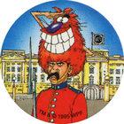 Pog n°7 - Changing of the Hat - Série n°3 - Tour du monde - World Pog Federation (WPF)