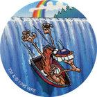 Pog n°12 - Niagara Fallin' - Série n°3 - Tour du monde - World Pog Federation (WPF)