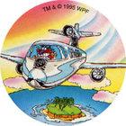 Pog n°15 - POG-Air - Série n°3 - Tour du monde - World Pog Federation (WPF)