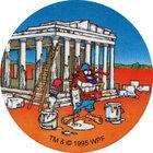 Pog n°20 - Grecian Formula - Série n°3 - Tour du monde - World Pog Federation (WPF)