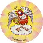 Pog n°23 - POG Heaven - Série n°3 - Tour du monde - World Pog Federation (WPF)