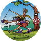 Pog n°37 - Sure Wood - Série n°3 - Tour du monde - World Pog Federation (WPF)