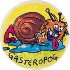 Pog n°64 - GasteroPOG - Série n°3 - Tour du monde - World Pog Federation (WPF)