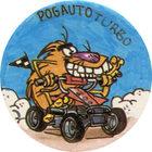 Pog n°65 - POGAutoturbo - Série n°3 - Tour du monde - World Pog Federation (WPF)