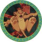 Pog n°8 - Simba - Le Roi Lion - Panini