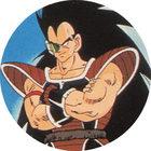 Pog n°33 - Raditz - Dragon Ball Z - Caps - Panini