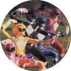 Pog n°10 - Power Rangers - World Pog Federation (WPF)