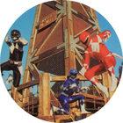 Pog n°11 - Power Rangers - World Pog Federation (WPF)