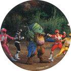 Pog n°16 - Power Rangers - World Pog Federation (WPF)