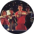 Pog n°31 - Power Rangers - World Pog Federation (WPF)