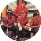 Pog n°32 - Power Rangers - World Pog Federation (WPF)