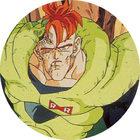 Pog n°37 - C-16 - Dragon Ball Z - Caps - Panini