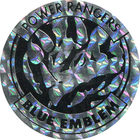 Pog n°57 - Power Rangers - World Pog Federation (WPF)