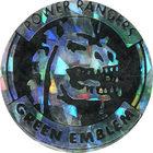 Pog n°58 - Power Rangers - World Pog Federation (WPF)
