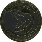 Pog n°59 - Power Rangers - World Pog Federation (WPF)
