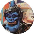 Pog n°64 - Power Rangers - World Pog Federation (WPF)