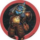 Pog n°87 - Power Rangers - World Pog Federation (WPF)