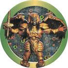 Pog n°92 - Power Rangers - World Pog Federation (WPF)