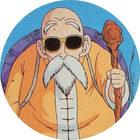 Pog n°48 - Tortue Géniale - Dragon Ball Z - Caps - Panini