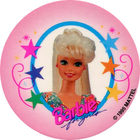 Pog n°6 - Barbie for girls - World Pog Federation (WPF)