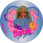 Pog n°10 - Barbie for girls - World Pog Federation (WPF)