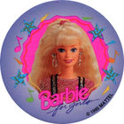 Pog n°11 - Barbie for girls - World Pog Federation (WPF)