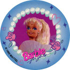 Pog n°16 - Barbie for girls - World Pog Federation (WPF)