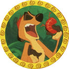 Pog n°12 - Timon - Le Roi Lion - Panini