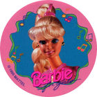 Pog n°19 - Barbie for girls - World Pog Federation (WPF)