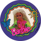 Pog n°20 - Barbie for girls - World Pog Federation (WPF)
