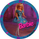 Pog n°24 - Barbie for girls - World Pog Federation (WPF)