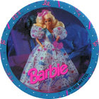 Pog n°25 - Barbie for girls - World Pog Federation (WPF)