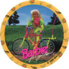 Pog n°29 - Barbie for girls - World Pog Federation (WPF)