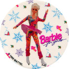 Pog n°34 - Barbie for girls - World Pog Federation (WPF)