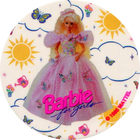 Pog n°35 - Barbie for girls - World Pog Federation (WPF)
