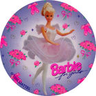 Pog n°40 - Barbie for girls - World Pog Federation (WPF)