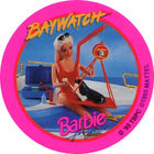 Pog n°41 - Barbie for girls - World Pog Federation (WPF)