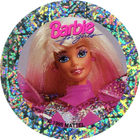 Pog n°45 - Barbie for girls - World Pog Federation (WPF)