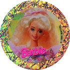 Pog n°46 - Barbie for girls - World Pog Federation (WPF)